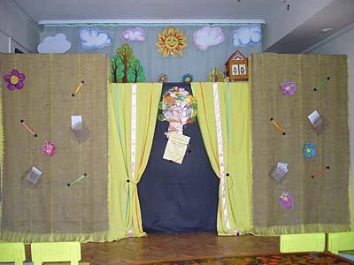 Как сделать ширму для театра в домашних условиях